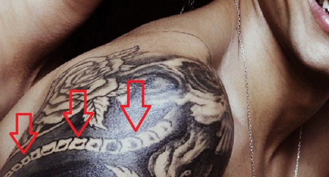 Jonathan Santos-Spinal Cord Tattoo