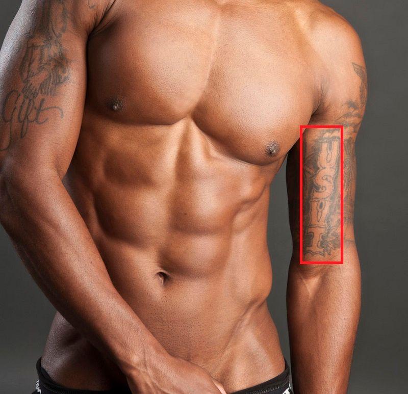 Lloyd Dickenson-USVI Tattoo