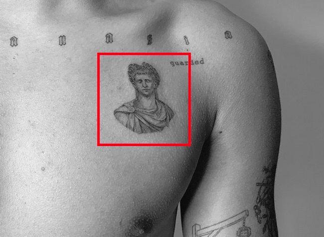 Luka Sabbat-Claudius Tattoo