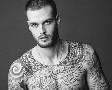 Lukas Sindicic Tattoos