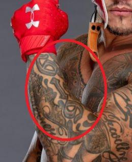Rey 619 Tattoo
