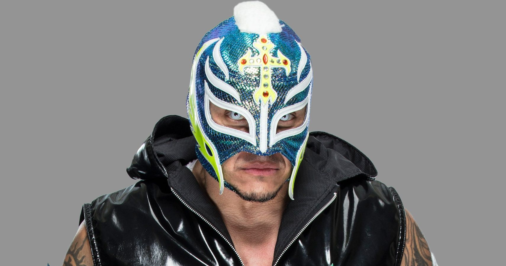 Rey Mysterio Dominic Gutierrez