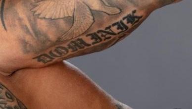 Rey Son Tattoo