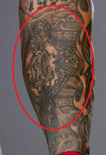 Rey Tribute to EG Tattoo