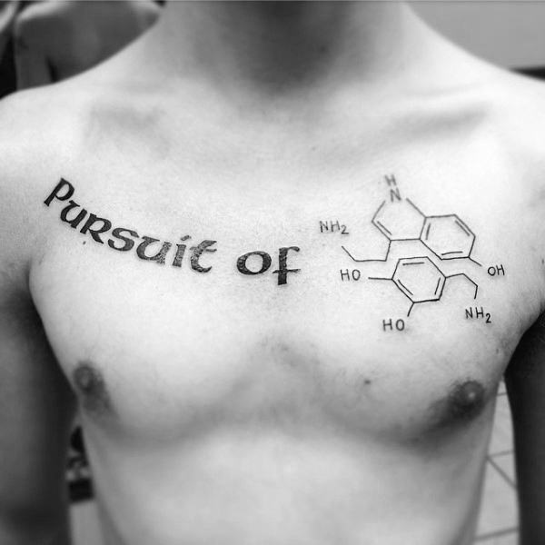 Dopamine Tattoo Designs