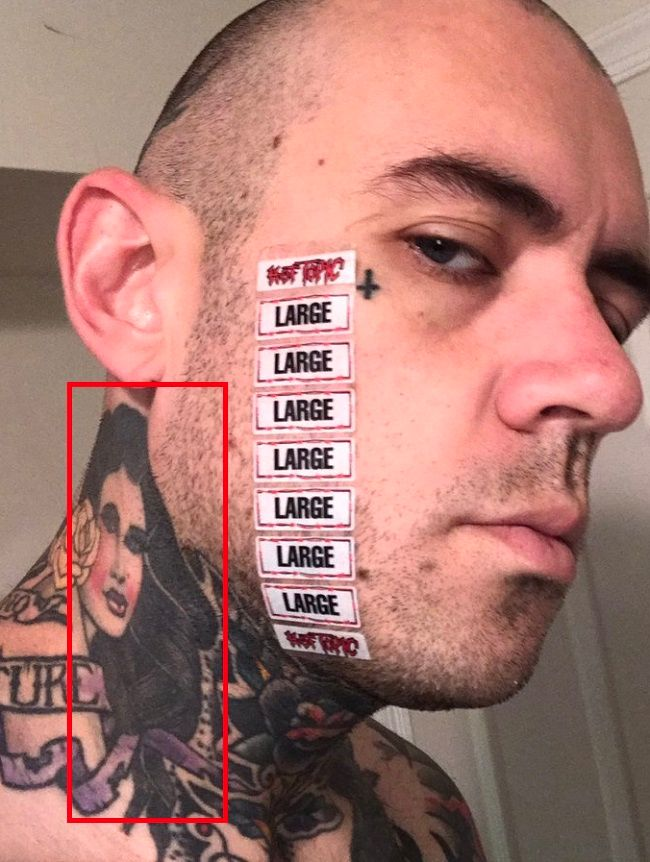 Adam22-Portrait of Lady-Tattoo