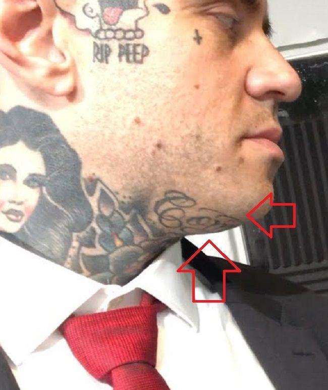 Adam22-Tattoo-Chin