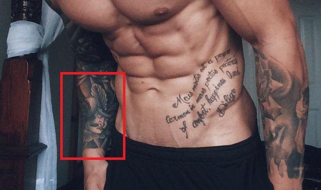 Adi Gillespie-Tattoo-right-Forearm