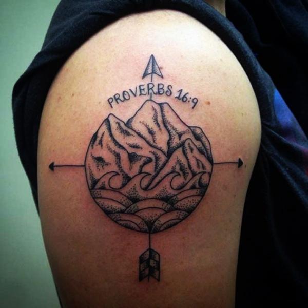 Biblical Verse Tattoo