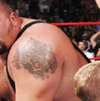 Big Show Roaring Tiger Tattoo