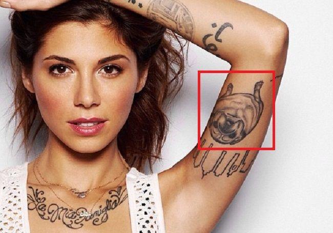 Christina Perri's 76 Tattoos & Their Meanings – Body Art Guru
