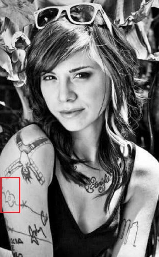 Christina Perri-Guitar-Tattoo