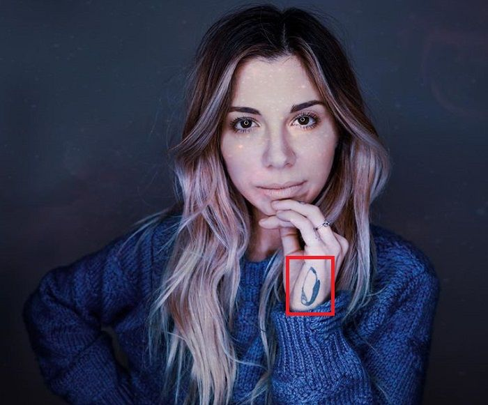 Christina Perri-Penguin-Tattoo
