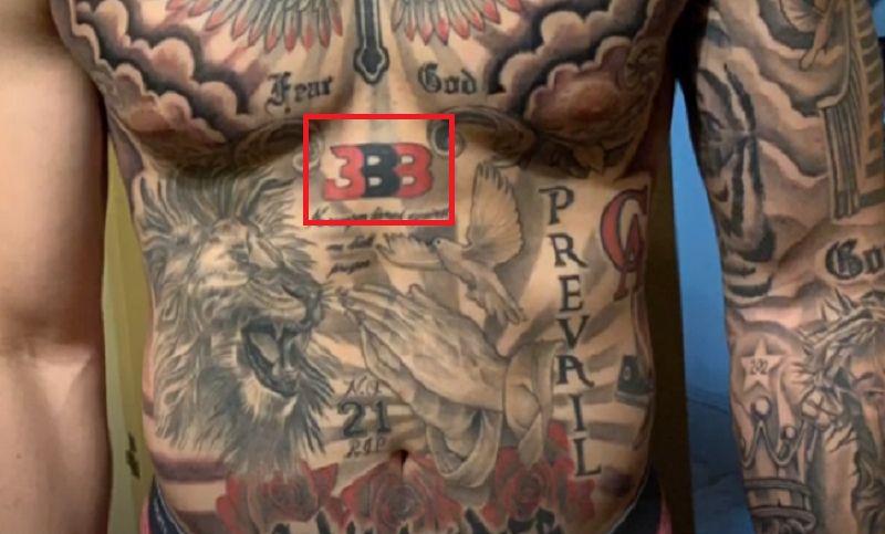 LiAngelo Ball-BBB Tattoo
