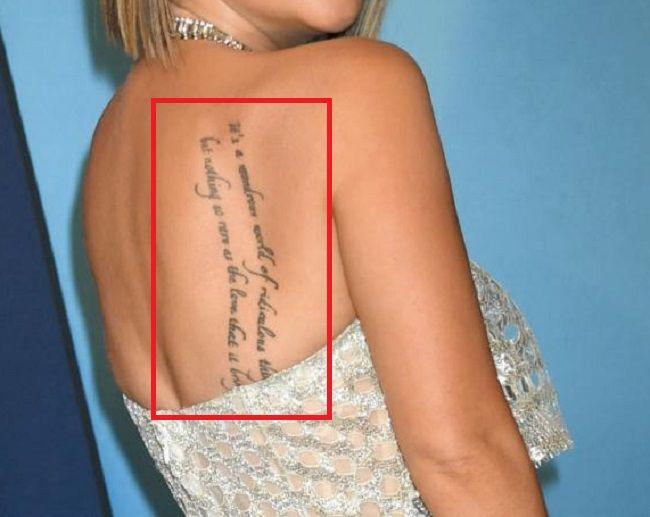 Maren Morris-Lyrics of Christina song-Tattoo