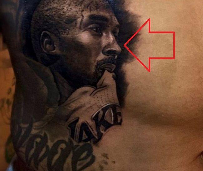 Odell Beckham Jr-Kobe Bryant-Tattoo