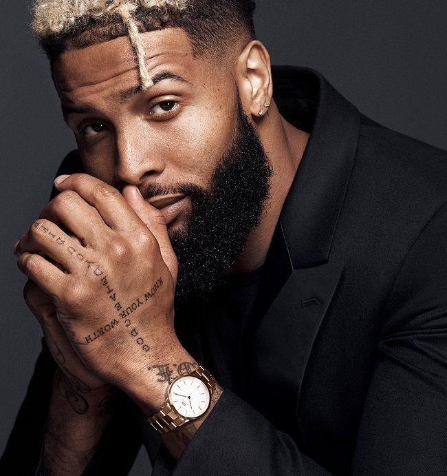 Odell Beckham Jr-Tattoos