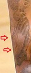 Derrick Jones Jr. hands tattoo
