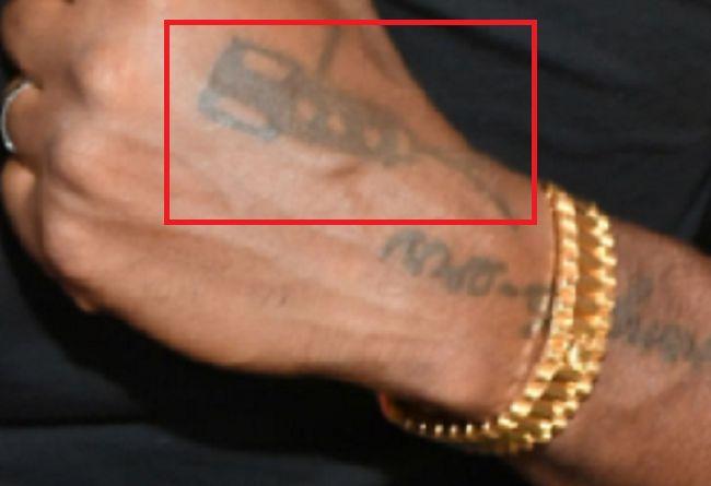Idris Elba-Tattoo-Hand