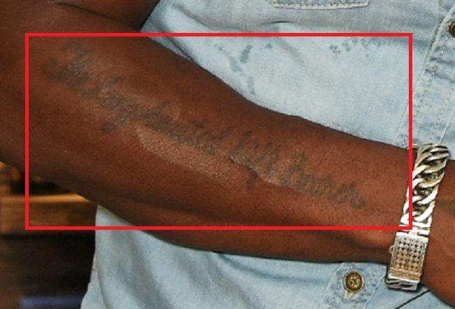 Idris Elba-Tattoo-Right-Forearm