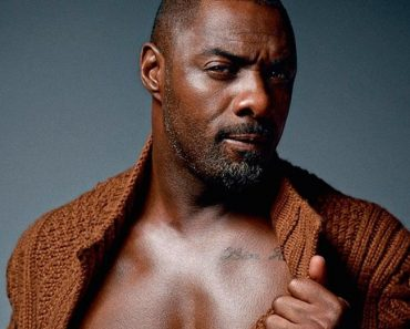 Idris Elba-Tattoos