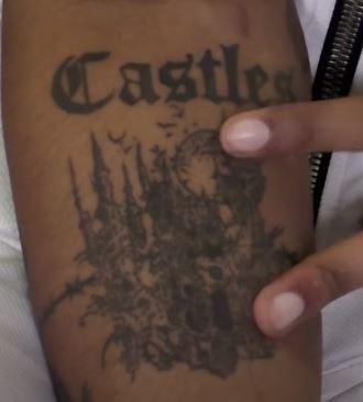 Lil CASTLES Tattoo
