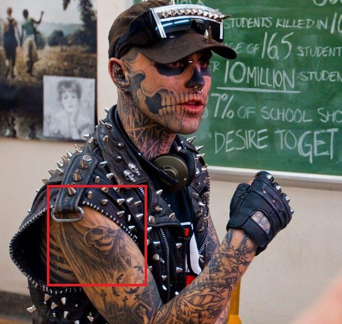 Rick Genest-Grim Reaper-Tattoo
