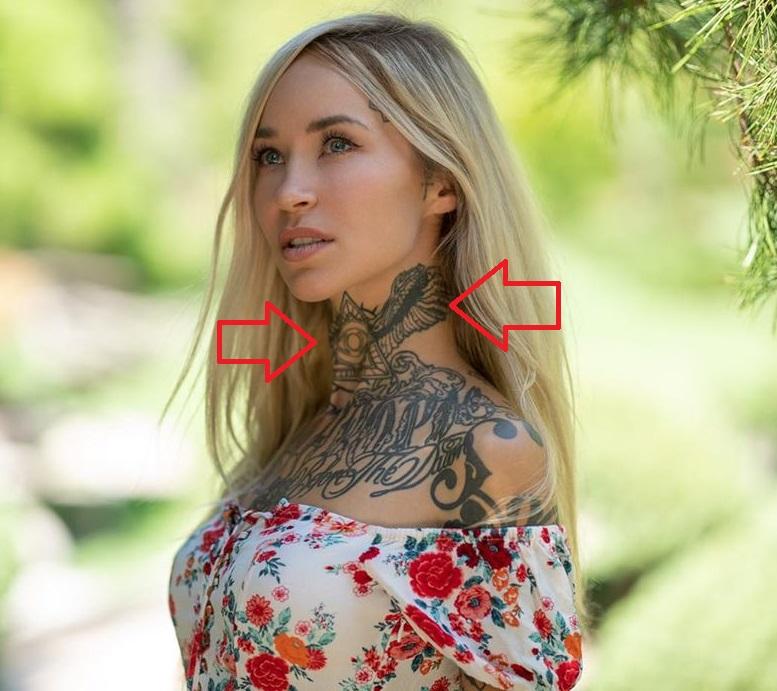 Sara Fabel-Anatomical Wings-Tattoo
