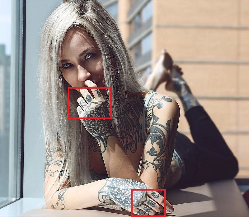 Sara Fabel-TRUE LOVE-Tattoo