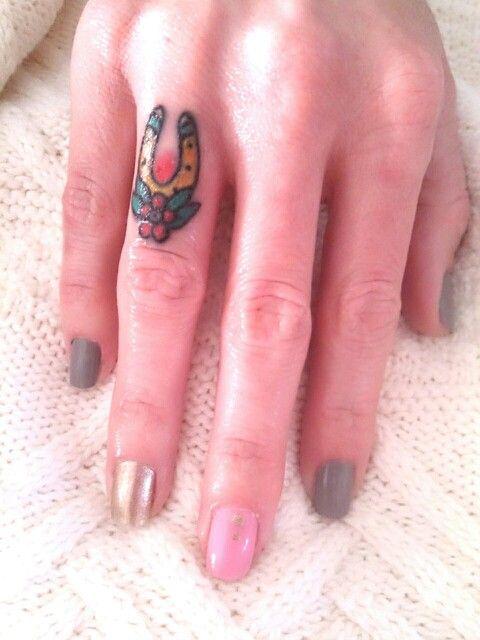 U letter tattoo deisgns