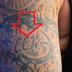 Vince CCW Tattoo
