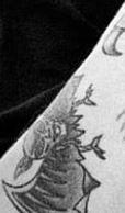 Yzomandias bat Tattoo