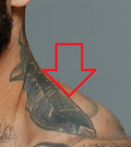 Alessio neck ink