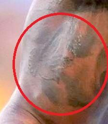Chris Sparrow Tattoo