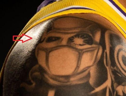 Danny Green's 12 Tattoos & Their Meanings - Body Art Guru