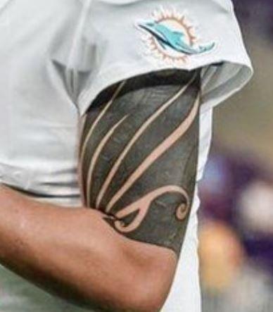 David Fales tribal tattoo2