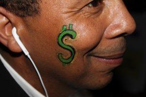 Dollar SignTattoo