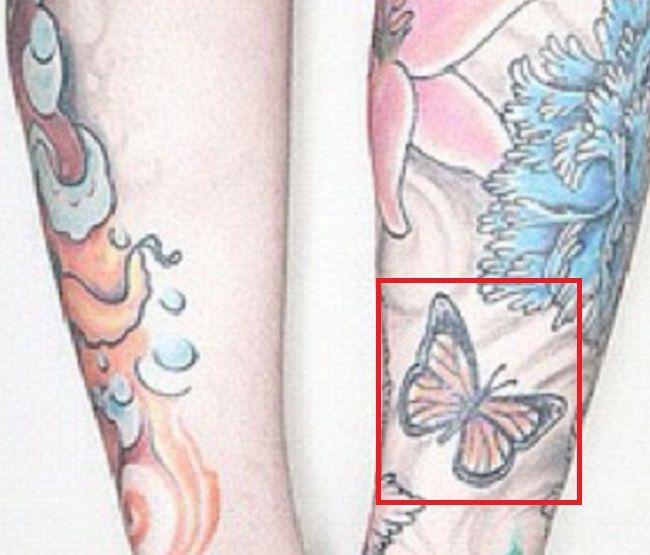 Grace Neutral-Butterfly-Tattoo