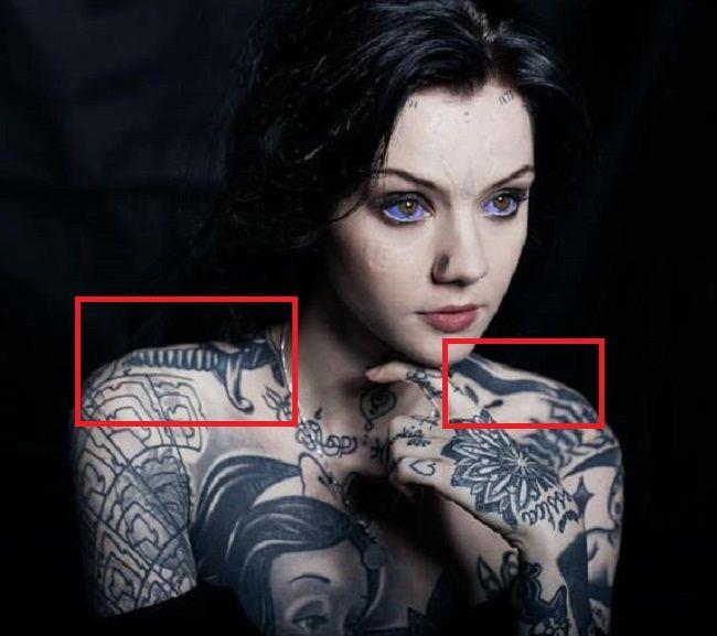 Grace Neutral-Dagger-Tattoo