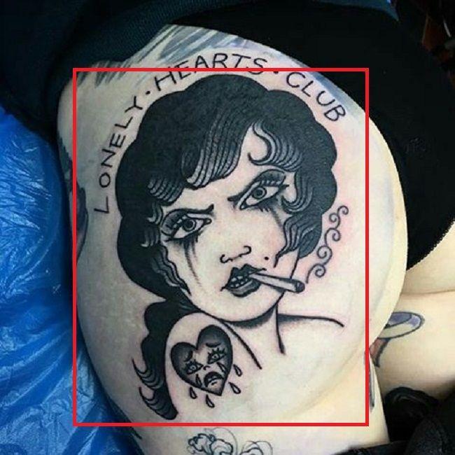 Grace Neutral-Marina and the diamonds-Tattoo