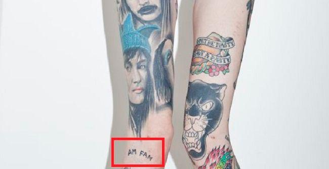 Grace Neutral-Tattoo- AM FAM