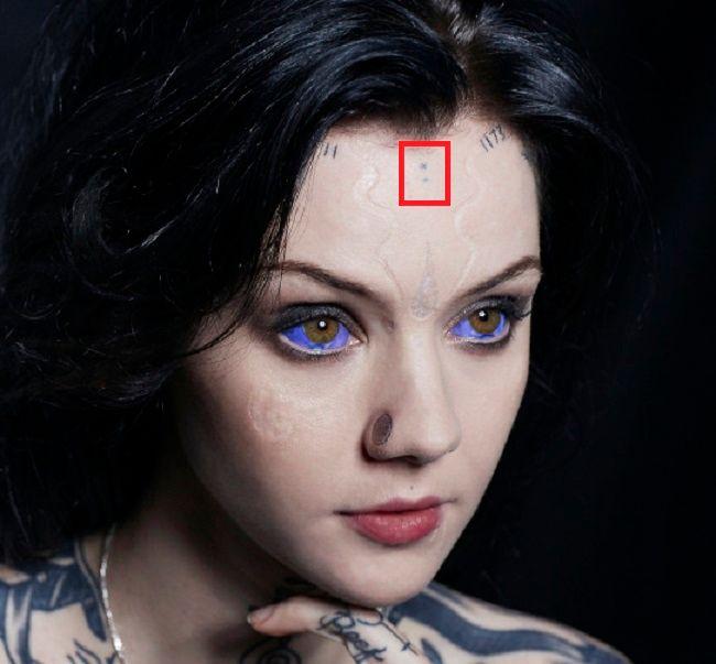 Grace Neutral-Tattoo-Head