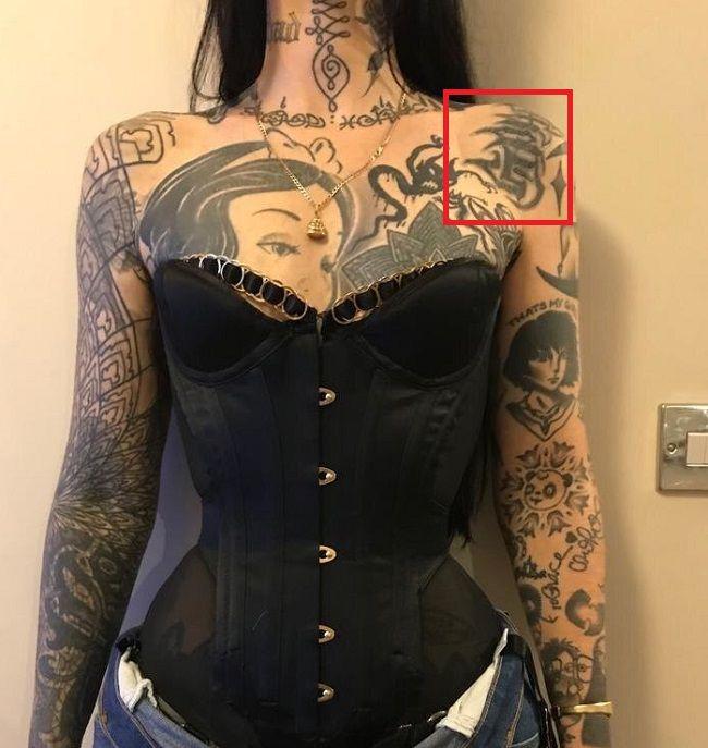 Grace Neutral-Tattoo-Left-Shoulder