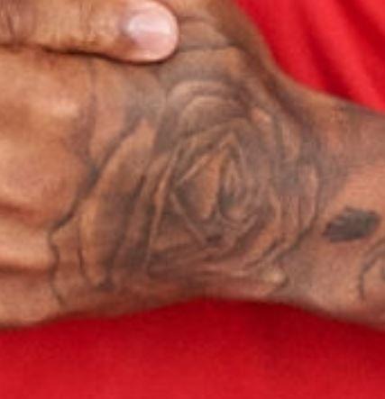 Nathaneil Rose Tattoo-