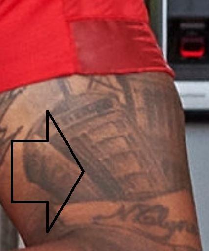 Nathaneil big ben Tattoo-