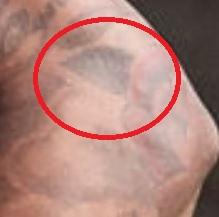 Nathaneil diamond Tattoo-