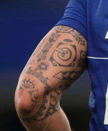 Olivier giroud tattoo