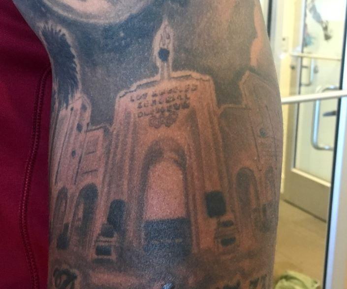 Sua Colesuem Tattoo-