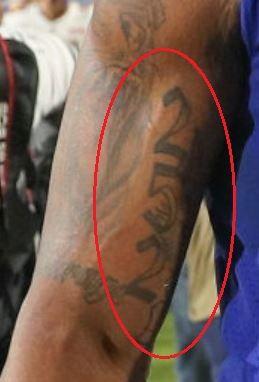 Todd Gurley 252 tattoo