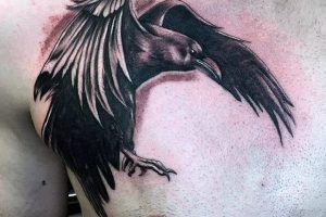 Crow Tattoos